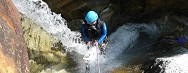 Canyoning in Slowenien
